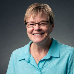 Pam Whan, Church Administrator